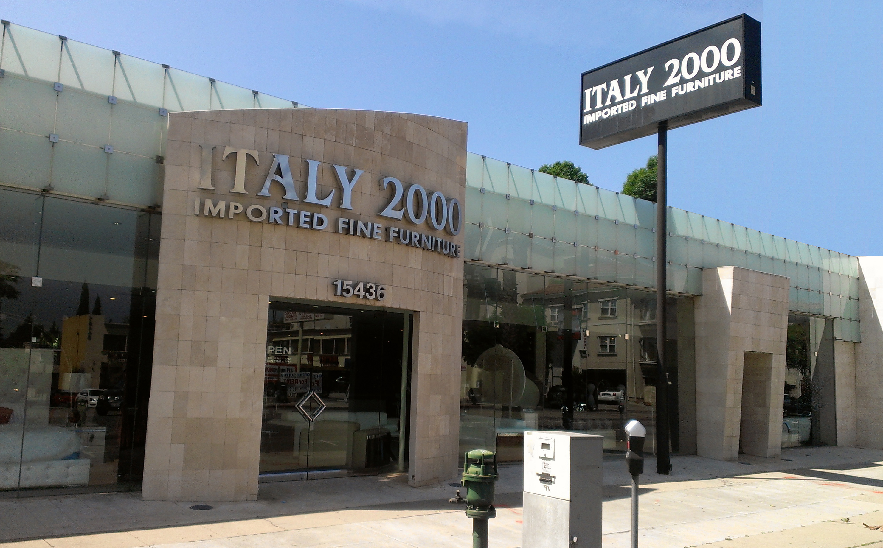Italian Furniture Stores: Contemporary Italian Modern Furniture Store